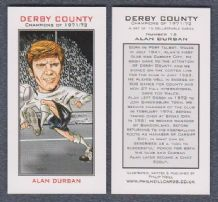 Derby County Alan Durban Wales 12